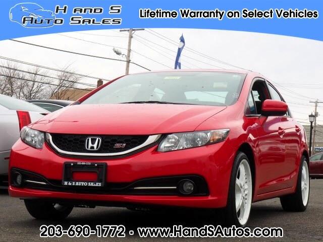 Honda civic si for sale in hartford ct cargurus 2014 honda civic si sciox Choice Image