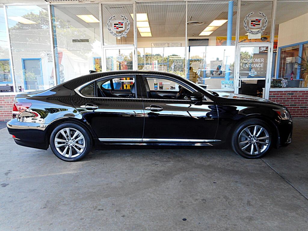 2014 Lexus LS 460 Luxury Sedan AWD