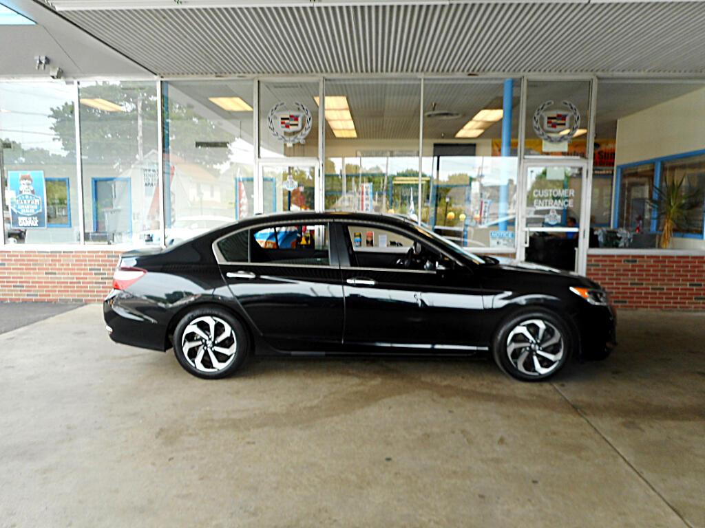 2016 Honda Accord EX Sedan CVT
