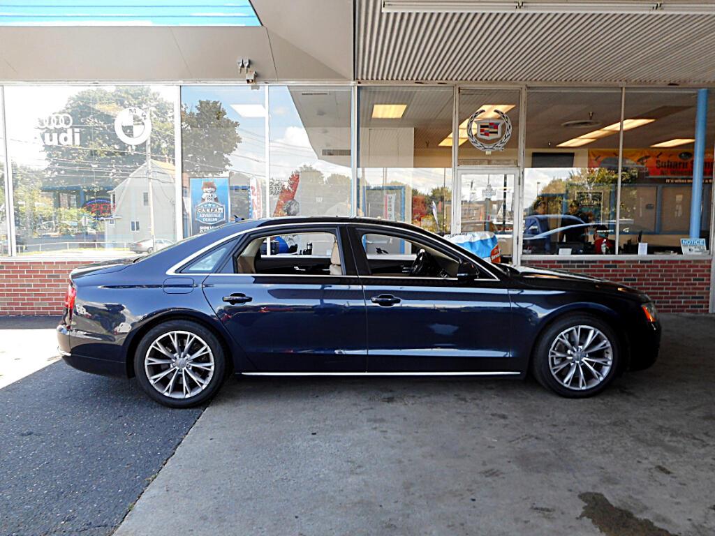 2012 Audi A8 4.2L quattro