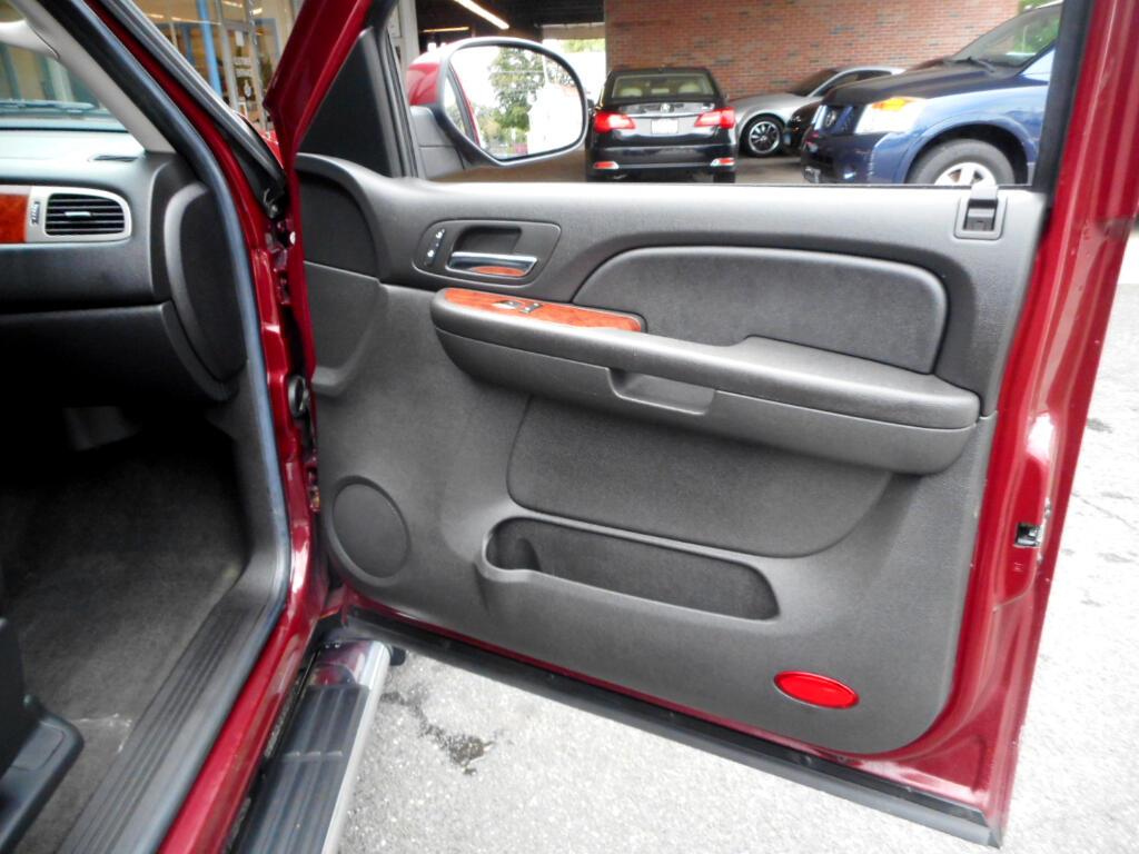 2009 GMC Sierra 1500 SLT Crew Cab 4WD