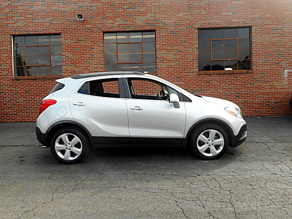 2016 Buick Encore Base FWD