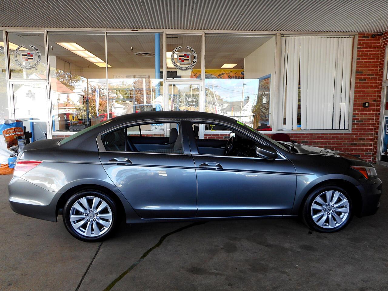 2011 Honda Accord EX Sedan AT