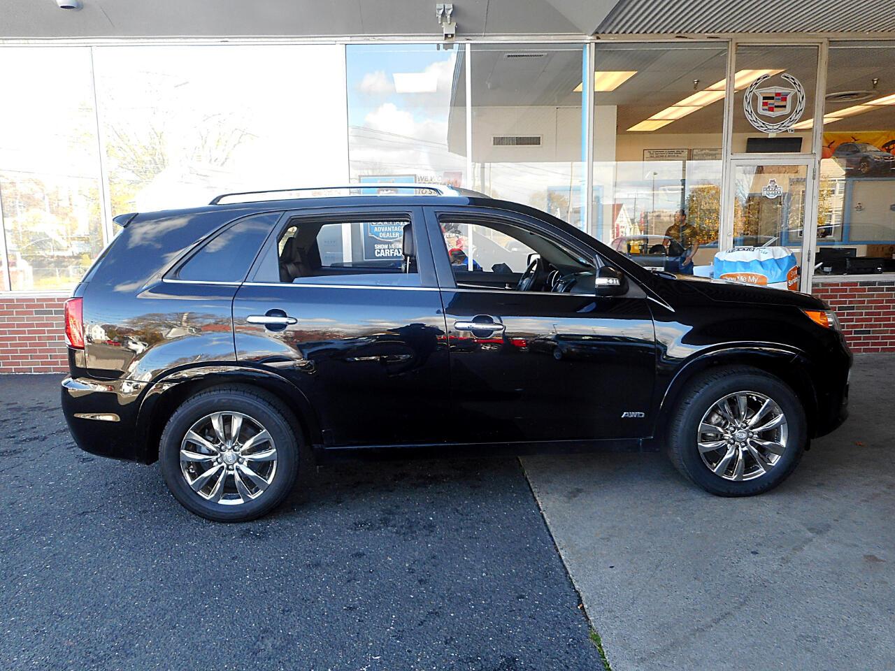 2011 Kia Sorento SX 4WD