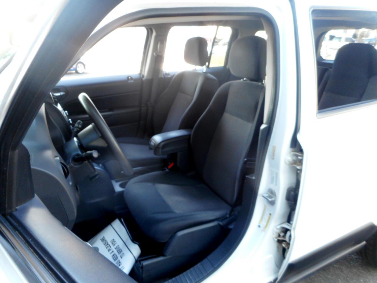 2013 Jeep Patriot Sport 4WD