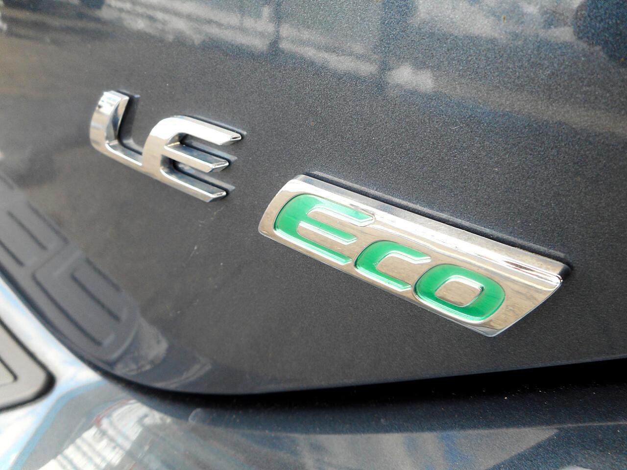 2016 Toyota Corolla LE Eco CVT