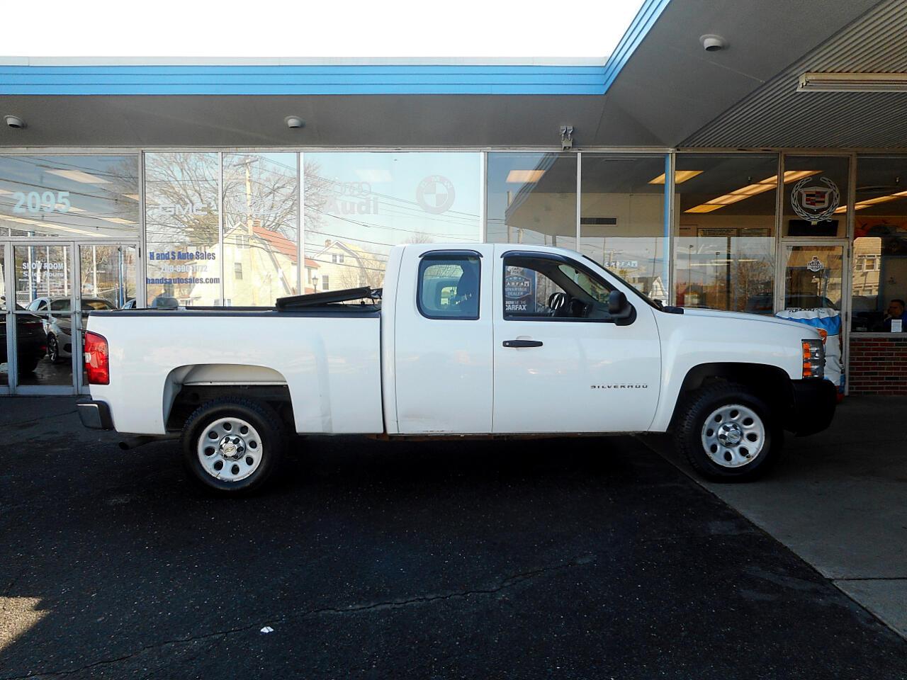 2012 Chevrolet Silverado 1500 Work Truck Ext. Cab 2WD