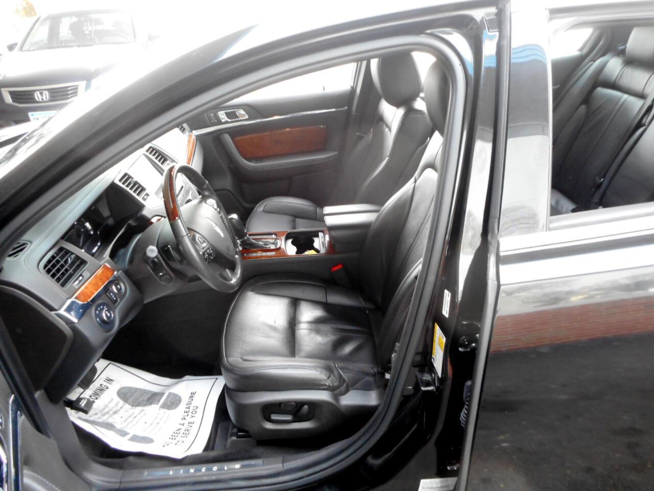 2016 Lincoln MKS AWD