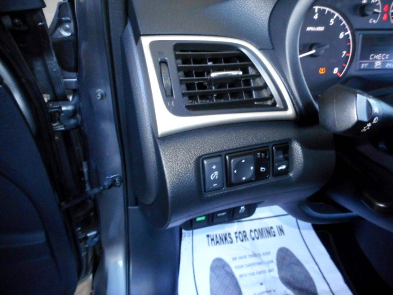 2017 Nissan Sentra S CVT