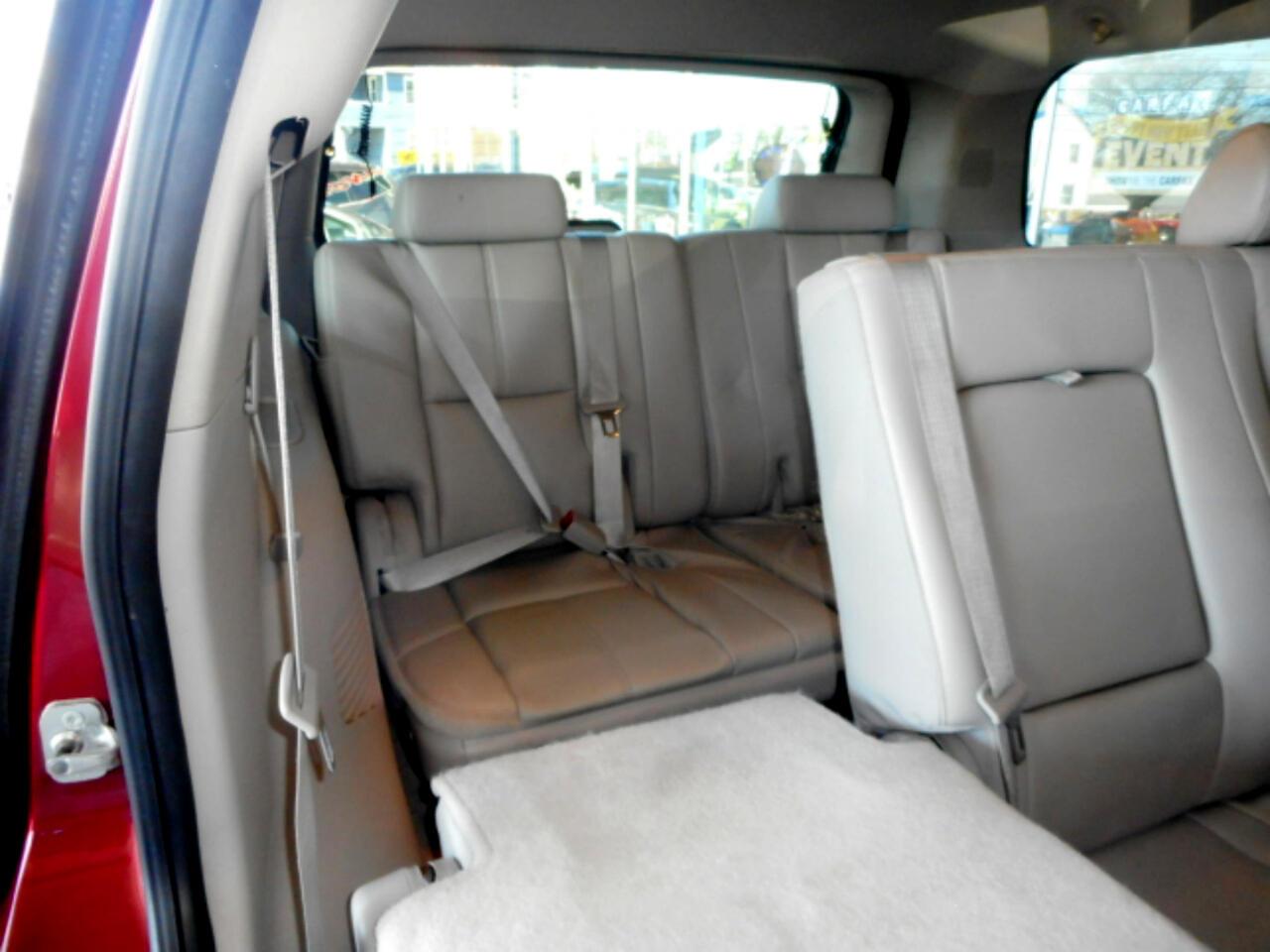 2010 Chevrolet Tahoe LT 4WD