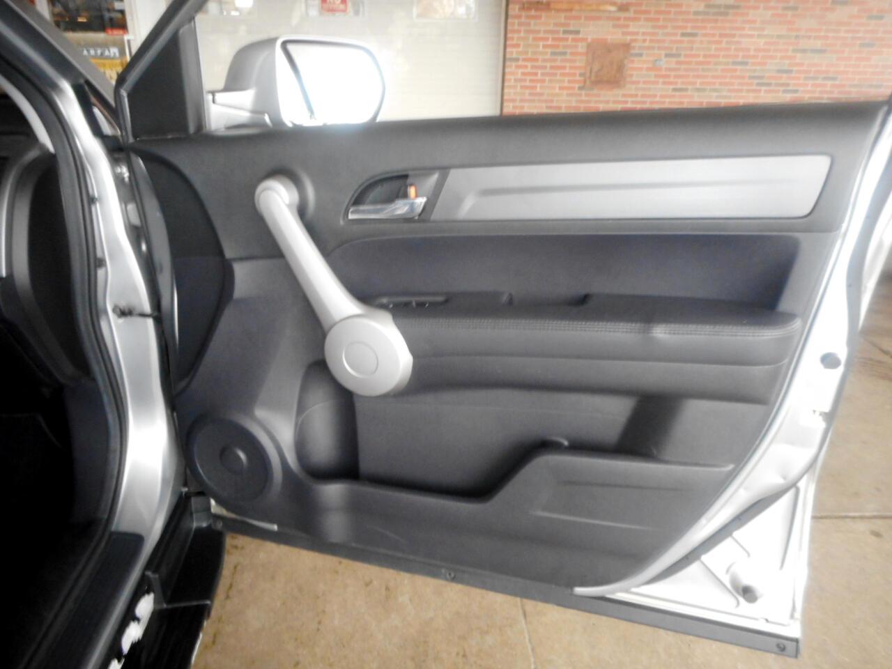 2007 Honda CR-V EX-L 4WD AT