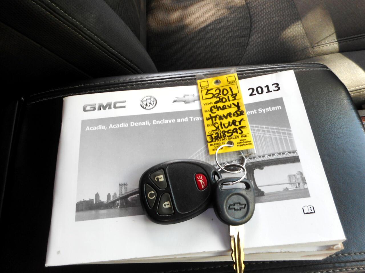 2013 Chevrolet Traverse 1LT AWD