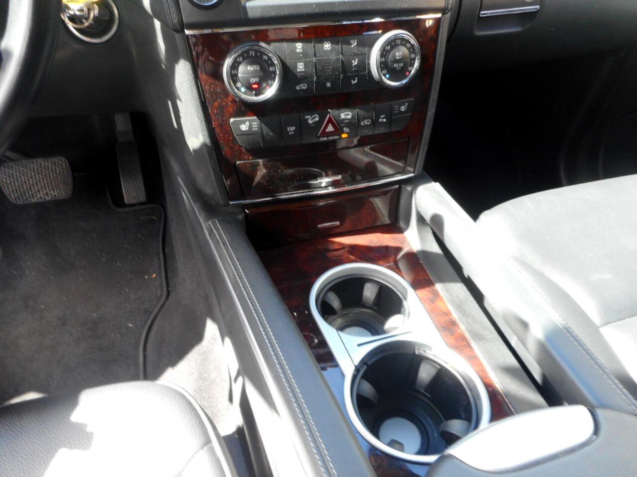 2011 Mercedes-Benz GL-Class GL450 4MATIC