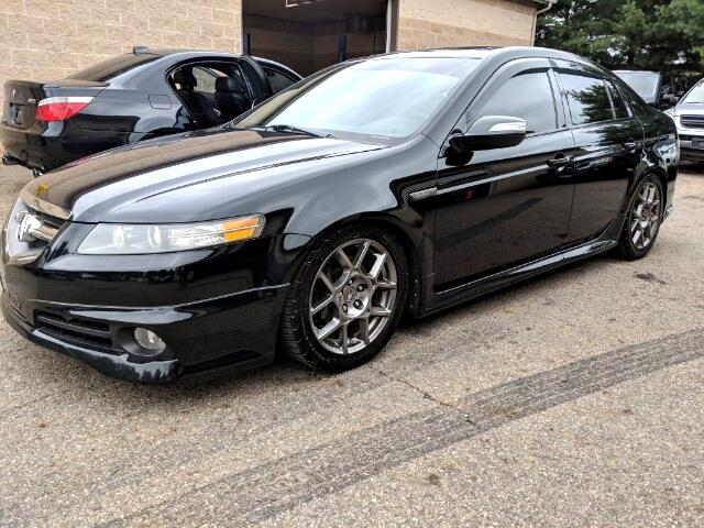 2007 Acura TL Type-S 5-Speed AT with Performance Tires