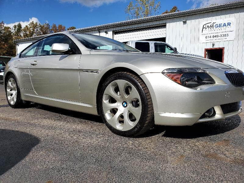 BMW 6-Series 645Ci Coupe 2004