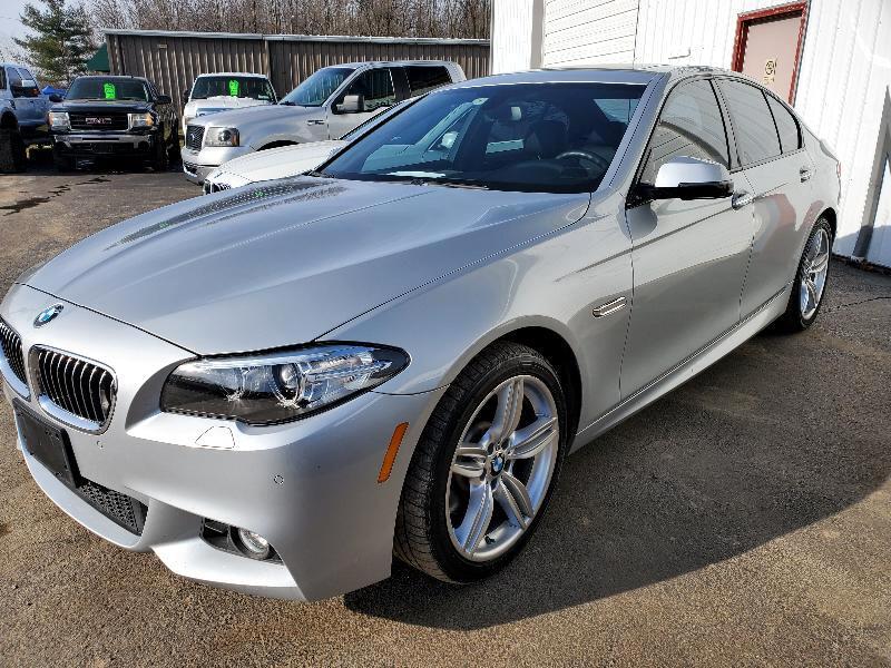 BMW 5-Series 535D 2014