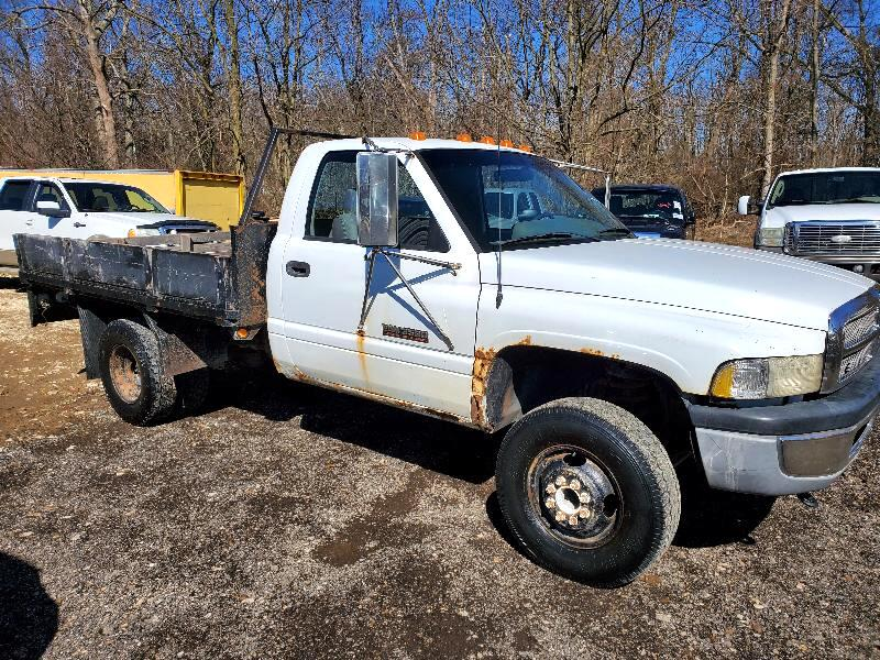 Dodge Ram 3500 Reg. Cab 8-ft. Bed 4WD 1996