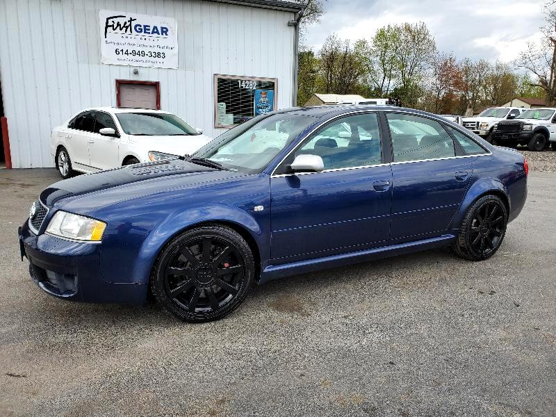 Audi RS6 Sedan 2003