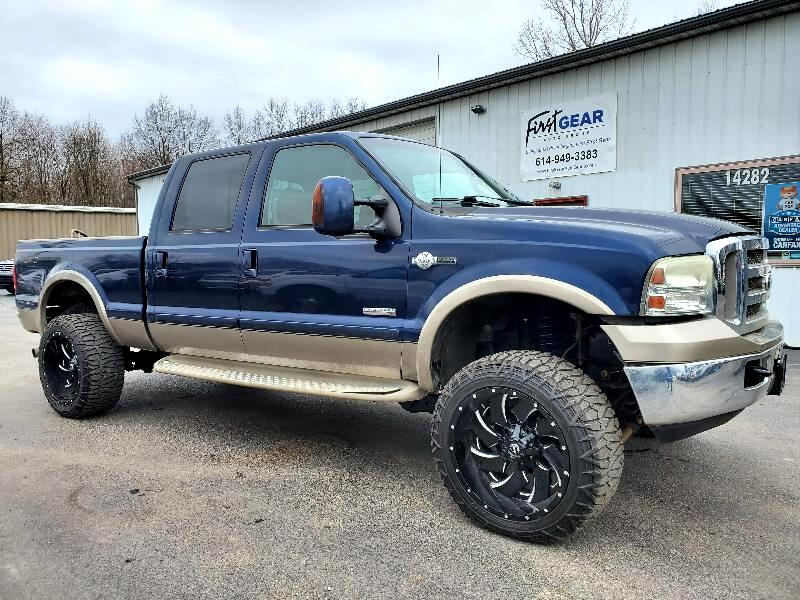 Ford F-250 SD XL Crew Cab 4WD 2006