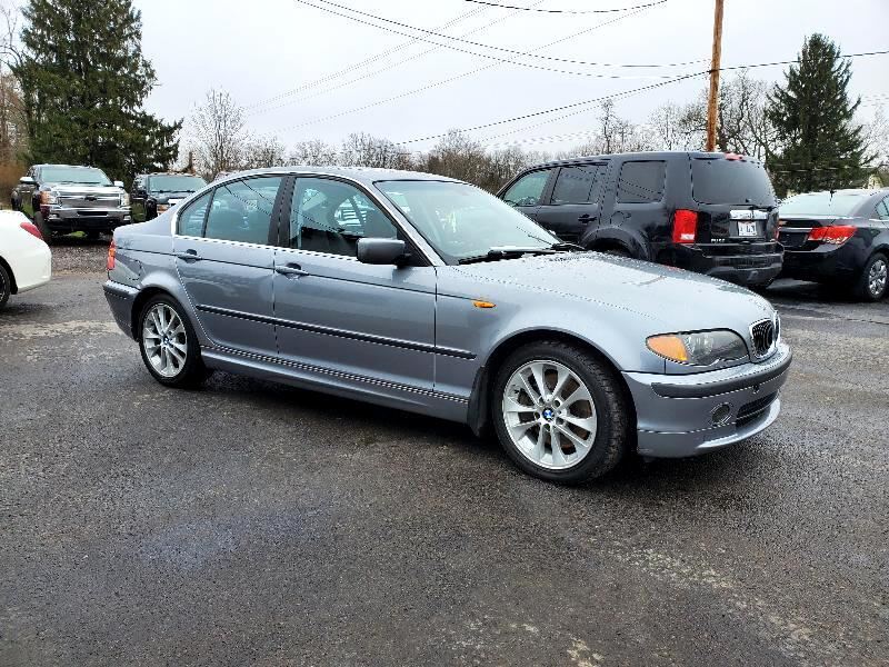 BMW 3-Series 330xi Sedan 2005