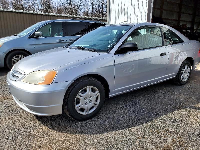 Honda Civic LX coupe 2001