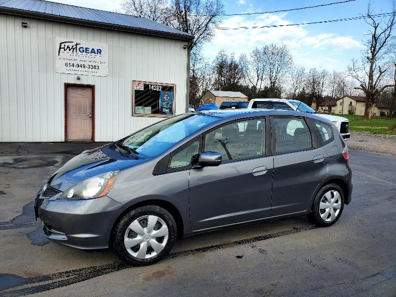 Honda Fit 5-Speed AT 2013