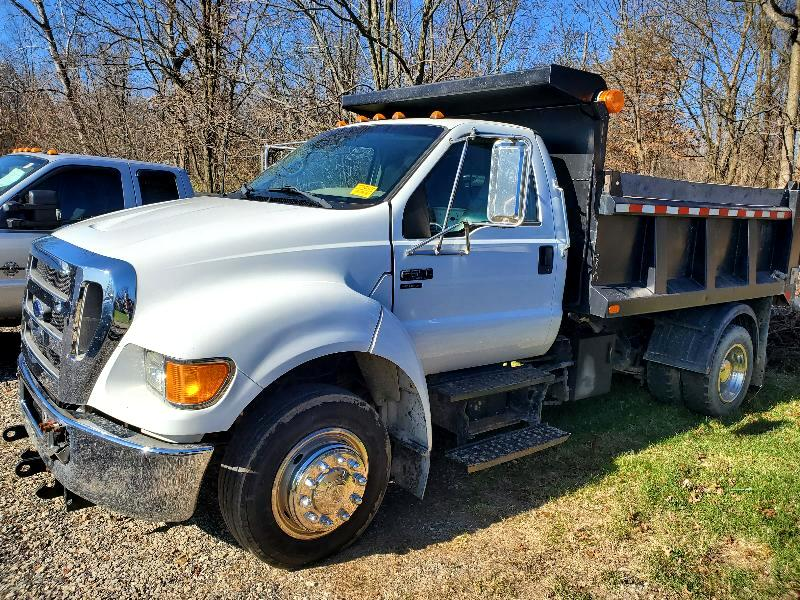 Ford F-650 Regular Cab 2WD DRW 2005