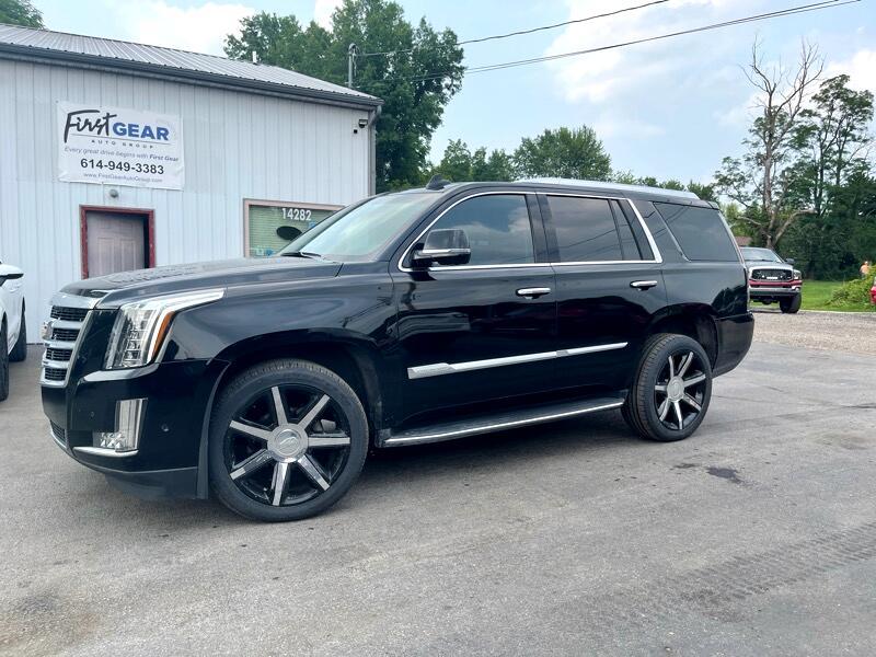 Cadillac Escalade Luxury 4WD 2017