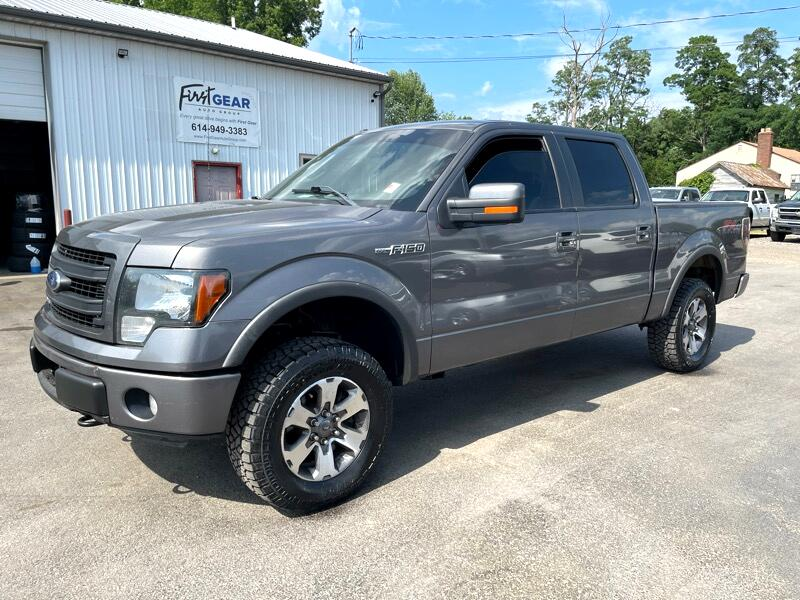 Ford F-150 FX4 SuperCrew 4WD 2013
