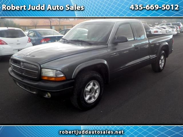 2002 Dodge Dakota Sport Club Cab 2WD