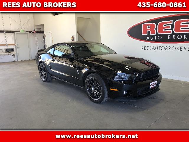 2012 Ford Shelby GT500 2dr Cpe Shelby GT500