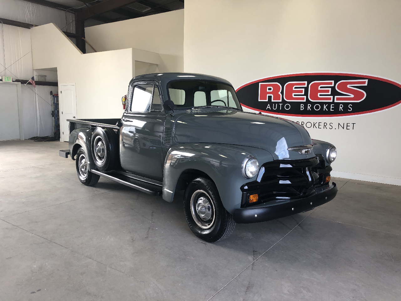 1954 Chevrolet Trucks Pickup 3100