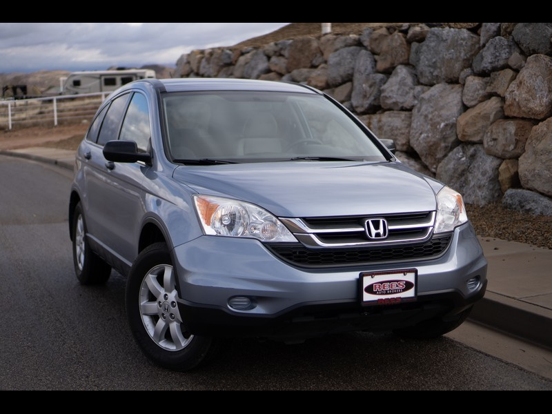 Honda CR-V SE 4WD 5-Speed AT 2011