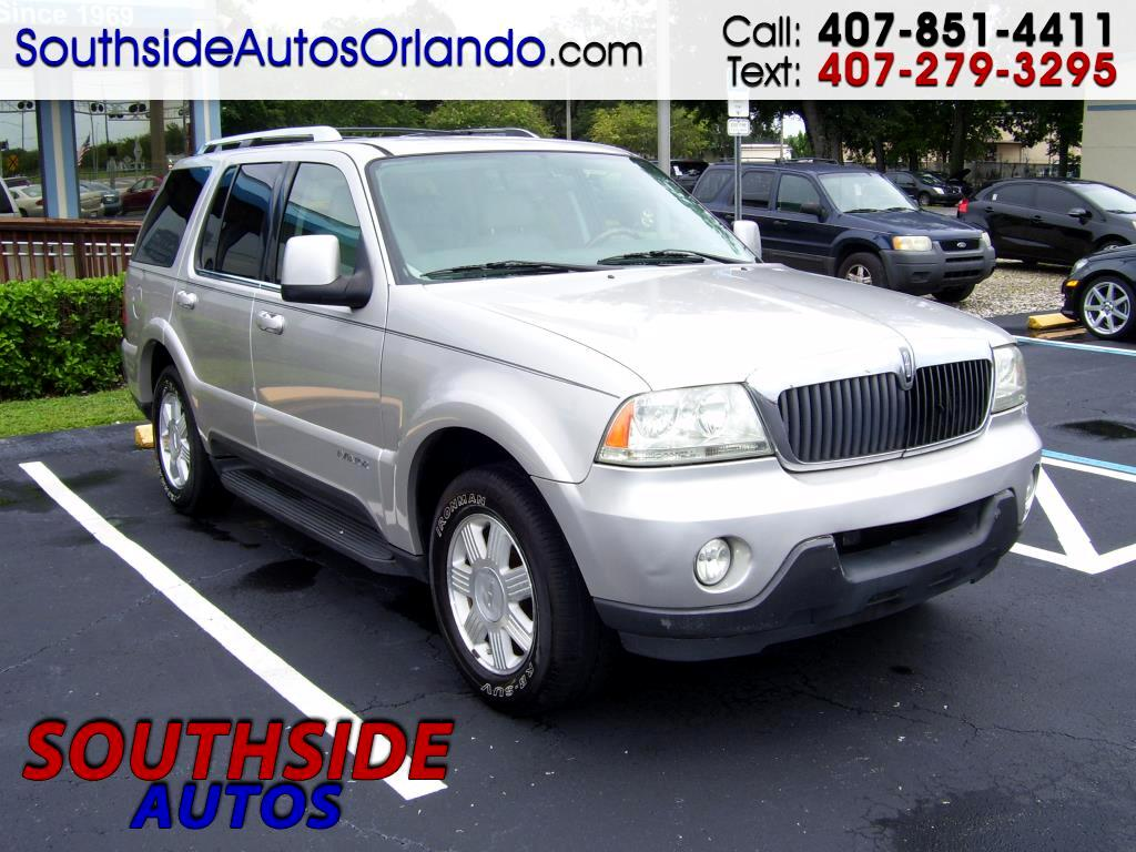 2004 Lincoln Aviator 4dr 2WD Ultimate