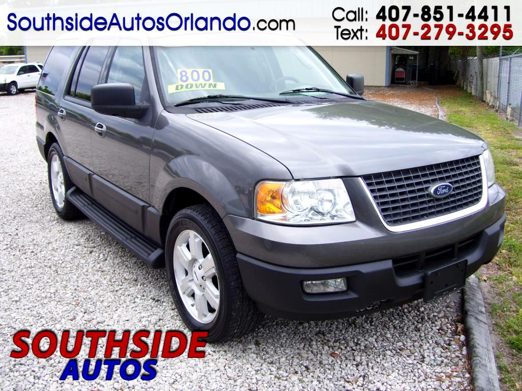 2004 Ford Expedition 5.4L Special Service