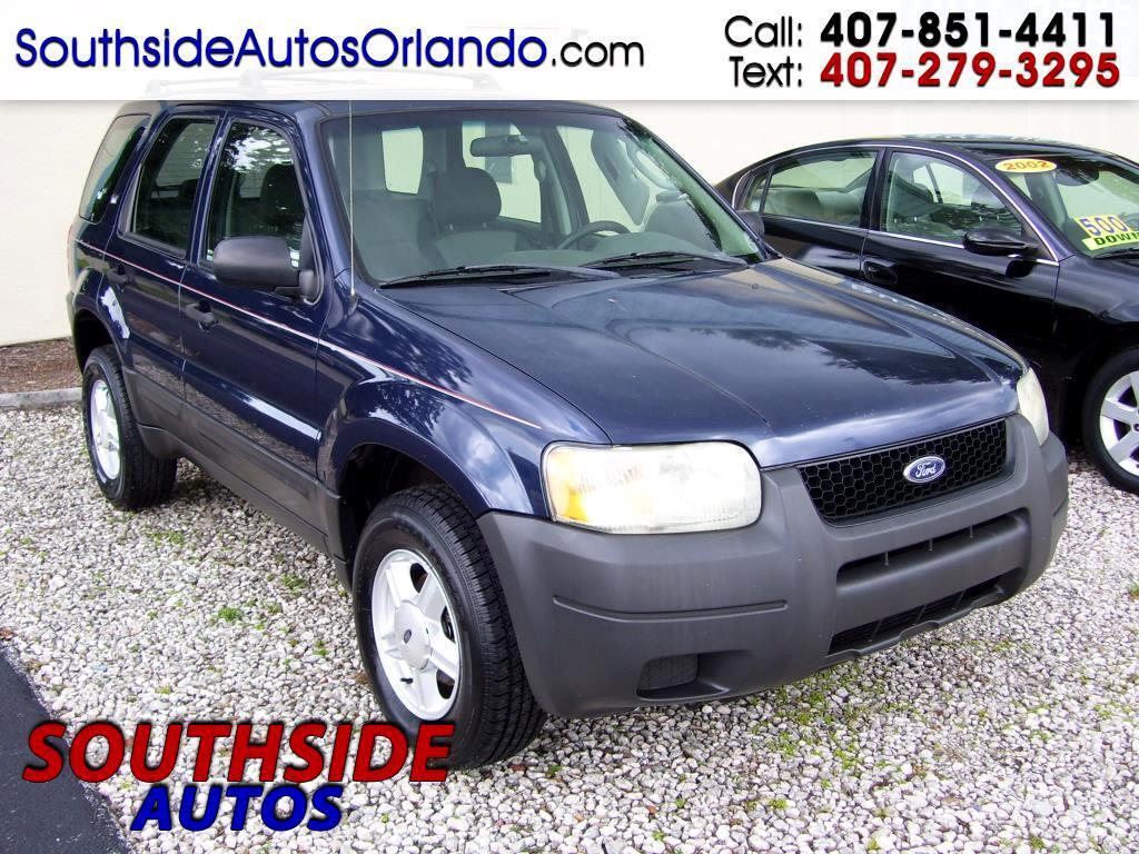 "2003 Ford Escape 4dr 103"" WB XLS Popular"