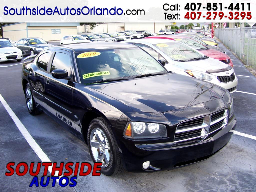2010 Dodge Charger 4dr Sdn SXT RWD