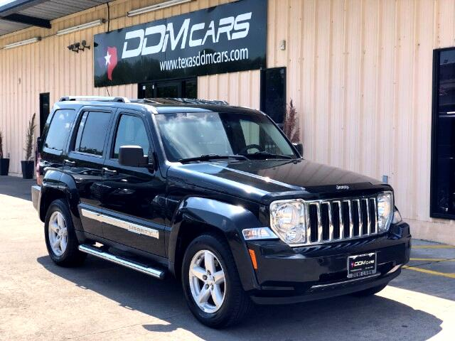 2009 Jeep Liberty Limited 2WD