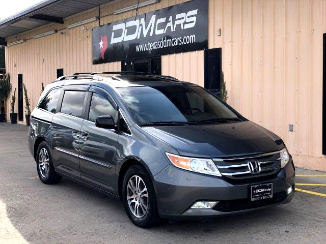 2011 Honda Odyssey EX-L w/ Navigation