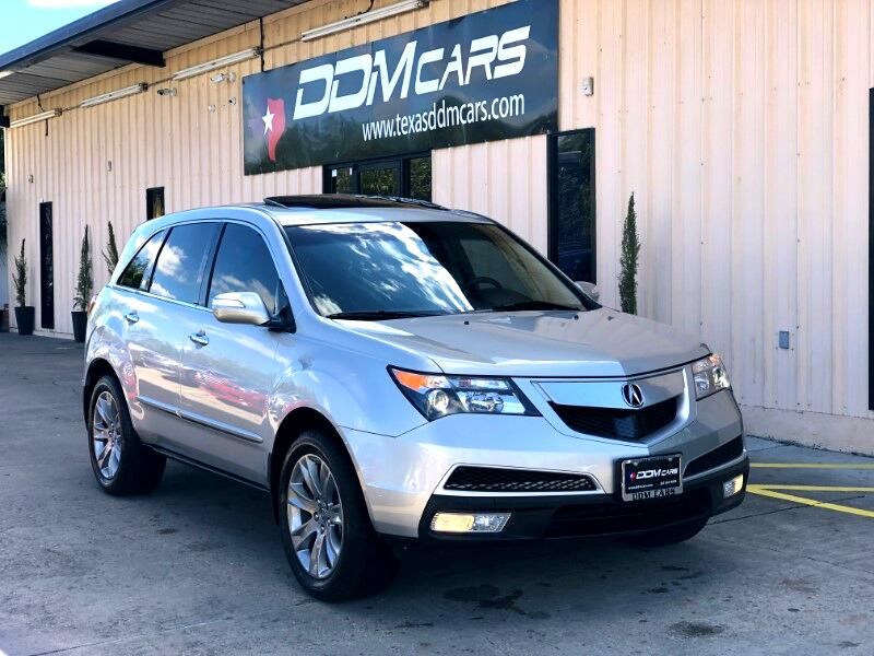 2013 Acura MDX Advance
