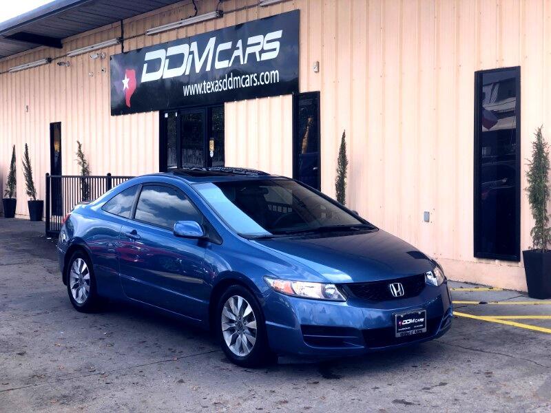 2011 Honda Civic EX-L Coupe