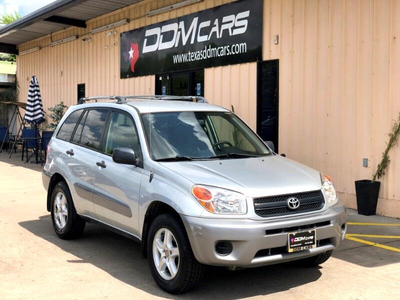 2004 Toyota RAV4 2WD
