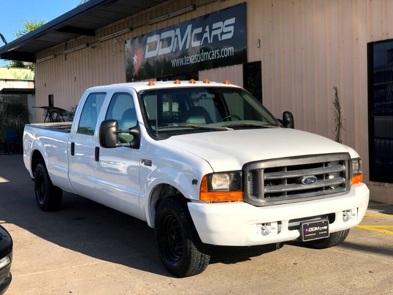 2000 Ford F-350 SD XL Crew Cab Long Bed 2WD