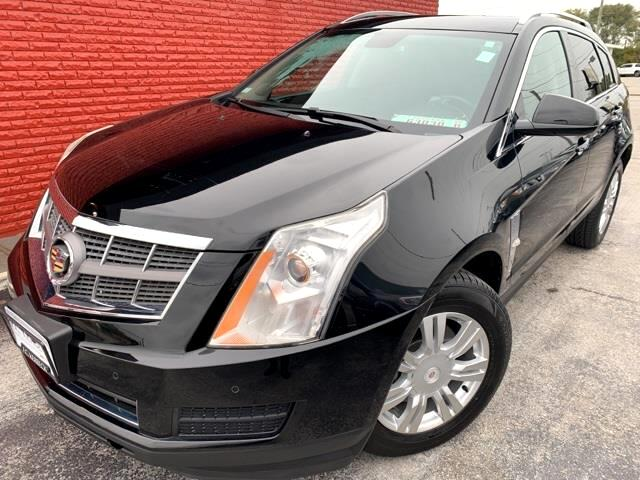 Cadillac SRX FWD 4dr Luxury Collection 2012