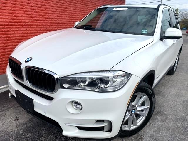 BMW X5 AWD 4dr xDrive35d 2014