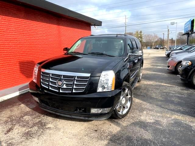 Cadillac Escalade ESV AWD 4dr Luxury 2012