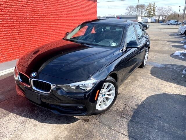 BMW 3 Series 4dr Sdn 320i xDrive AWD 2016