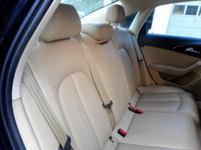 2013 Audi A6 3.0T quattro Tiptronic