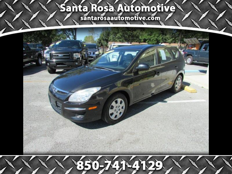 2010 Hyundai Elantra Touring SE Manual