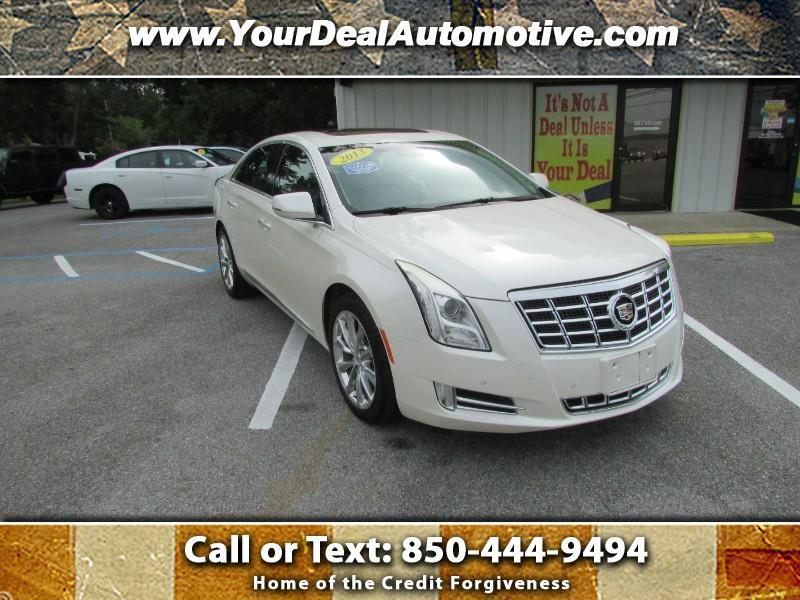 Cadillac XTS Luxury 2013
